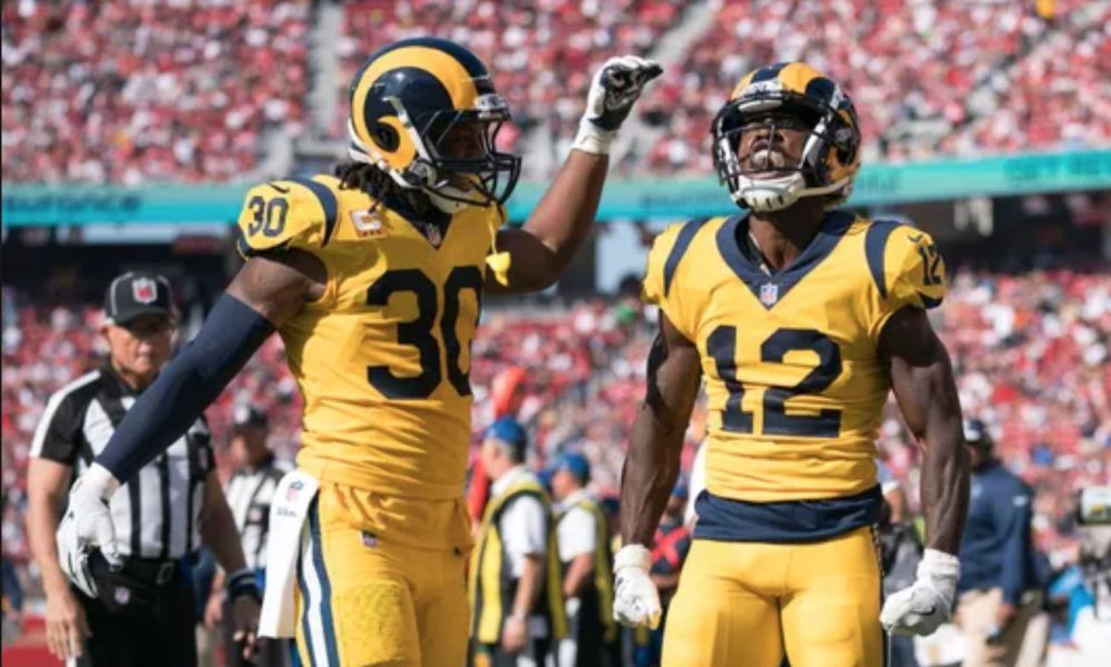 los angeles rams jerseys